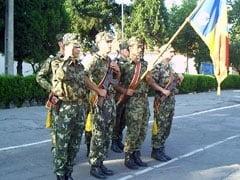 Unitatea militara de pe strada Timisoarei va primi noul drapel de lupta