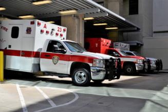 Unitatea mobila ATI trimisa la Spitalul Judetean din Galati nu functioneaza din lipsa de personal medical