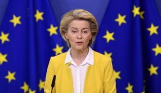 Uniunea Europeana, dispusa sa discute despre renuntarea la drepturile de proprietate intelectuala pentru vaccinurile contra COVID-19
