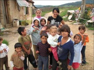 Uniunea Europeana, pentru incluziunea rromilor: Educatia e singura solutie!
