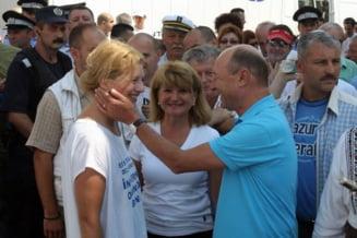 Uniunea Notarilor: Contractul de cumparare a terenului Ioanei Basescu este legal