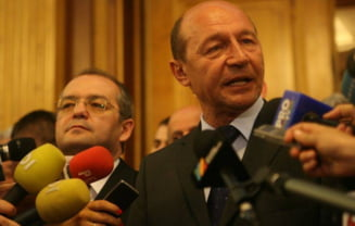 Uniunea Social Liberala, sfarsitul cuplului Boc - Basescu? (Opinii)