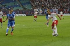Universitatea Craiova, eliminata de RB Leipzig din Europa League