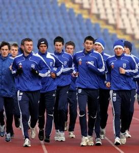 Universitatea Craiova, umilita de o echipa din liga a patra