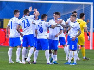 Universitatea Craiova a invins-o pe FCSB in 10 oameni. Oltenii, sanse mari la castigarea campionatului. Care este clasamentul Ligii 1