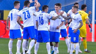 Universitatea Craiova merge in optimile Cupei României după ce și-a luat revanșa în fața campioanei CFR Cluj. Toate echipele calificate
