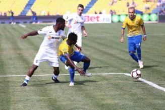 Universitatea Craiova obtine primul succes din acest sezon de Liga 1