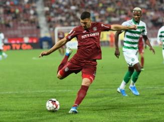 Universitatea Craiova vrea sa dea o lovitura rivalei CFR Cluj si sa-l aduca pe George Tucudean - surse