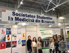 "Universitatea de Medicina si Farmacie ""Carol Davila"", la ROMMEDICA 2019"