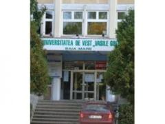 ''Vasile Goldis'' Baia Mare a declarat deschis un nou an universitar