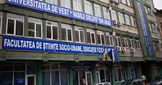 """Universitatea de Vest """"Vasile Goldis"""" din Arad marcheaza 30 de ani de excelenta in invatamantul universitar pe plan national si international"""
