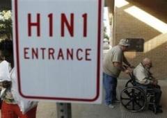 Unul din cinci americani a fost vaccinat pentru gripa porcina