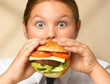 Unul din doi copii romani este supraponderal