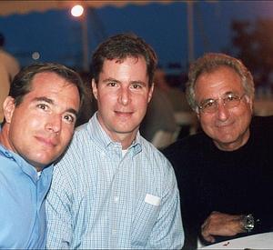 Unul din fiii lui Madoff s-a spanzurat
