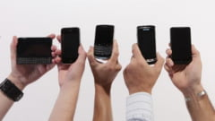 Unul din trei telefoane vandute in Romania va fi smartphone, in decembrie - Samsung