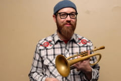 Unul dintre cei mai apreciati trompetisti de jazz din New York canta la Bucuresti