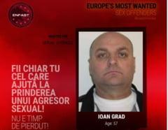 Unul dintre cei mai periculosi pradatori sexuali din Romania este inca liber. Cine este fugarul condamnat la 10 ani de inchisoare pentru viol si lipsire de libertate