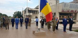 Update foto! Ziua Drapelului National, sarbatorita la Satu Mare