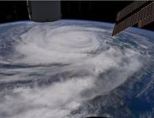 Uraganele din Atlantic, vazute din spatiu. Un astronaut NASA a postat fotografii uimitoare (Galerie foto)