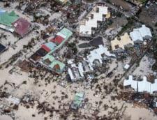 Uraganul Maria a lovit insula Dominica din Caraibe. Casa premierului a fost inundata