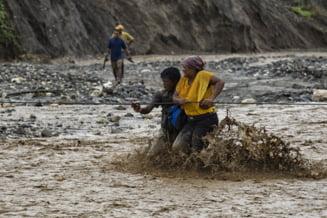 Uraganul Matthew lasa in urma sa un tablou dezolant: Pagubele materiale vor fi uriase