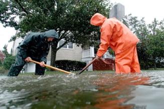 Uraganul Sandy - imaginile dezastrului