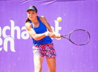 Urcare spectaculoasa in clasamentul WTA pentru Patricia Tig
