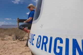 Următorul zbor în spațiu al companiei Blue Origin va avea loc pe 12 octombrie
