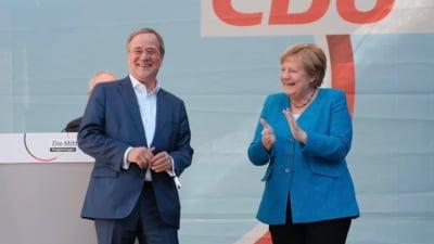 """Urmașul Angelei Merkel la șefia creștin-democraților germani își asumă eșecul în alegeri: """"Am obţinut un rezultat amar"""""""