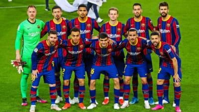 Urmașul lui Messi și-a intrat în rol! Ce s-a întâmplat în FC Barcelona - Valencia
