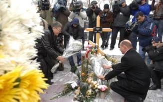 Urmareste minut cu minut vizita lui Traian Basescu la Chisinau