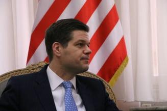 Urmasul Victoriei Nuland vine luni la Bucuresti - ce anunta Departamentul de Stat al SUA