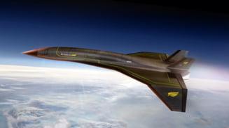 Urmatorul Air Force One va fi hipersonic