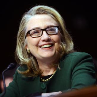 Urmatorul presedinte al SUA ar putea fi o femeie - Hillary Clinton conduce in sondaje