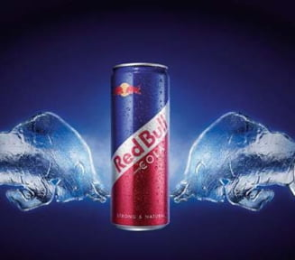 Urme de cocaina in cutiile de Red Bull Cola