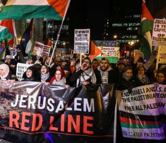 Urmeaza a treia Intifada? Vorbim despre procesul de pace de parca era viu. Din pacate, nu era Interviu