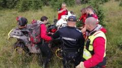 Ursul care a omorât un cioban a fost găsit mort în pădure. Animalul nu era împușcat, iar în apropiere se aflau o șapcă și o pălărie