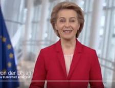 Ursula von der Leyen, criticata de mediatoarea UE Emily O''Reilly, dupa ce apare intr-un clip electoral in care sustine partidul HDZ din Croatia