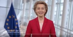 Ursula von der Leyen, criticata de mediatoarea UE Emily O'Reilly, dupa ce apare intr-un clip electoral in care sustine partidul HDZ din Croatia