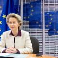 """Ursula von der Leyen, declarație făcută în România: """"Noi, în Uniunea Europeană, suntem foarte norocoşi că avem acces la vaccinuri"""""""