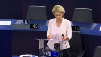 Ursula von der Leyen, validata presedinte al Comisiei Europene. Promite echilibru intre Europa Centrala si cea de Est
