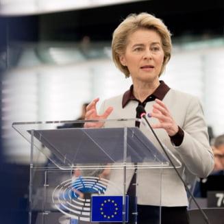 Ursula von der Leyen ameninta Ungaria cu sanctiuni, daca vor fi impuse restrictii excesive, sub pretextul pandemiei