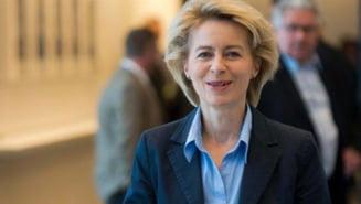 Ursula von der Leyen le transmite europarlamentarilor scrisori cu promisiuni, inaintea votului de marti