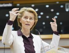 Ursula von der Leyen si guvernul german sustin sanctionarea Belarusului