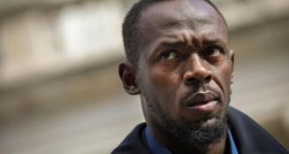 Usain Bolt are COVID-19!