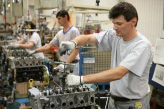 Uzina Dacia a produs in zece ani doua milioane de cutii de viteze