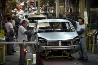 Uzina Dacia intra in revizie tehnica, angajatii in concediu colectiv