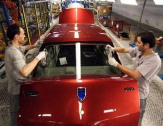 Uzina Dacia intra o luna in revizie tehnica