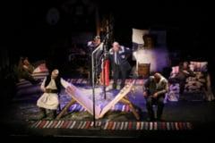VEZI PROGRAMUL - Ce spectacole se joaca in perioada 16-21 ianuarie 2018 la Teatrul Municipal din Baia Mare
