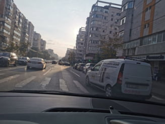 VIDEO - Brambureala in trafic, in Pacurari: Primaria a implementat modificari importante, asta-noapte. Treaba facuta de mantuiala